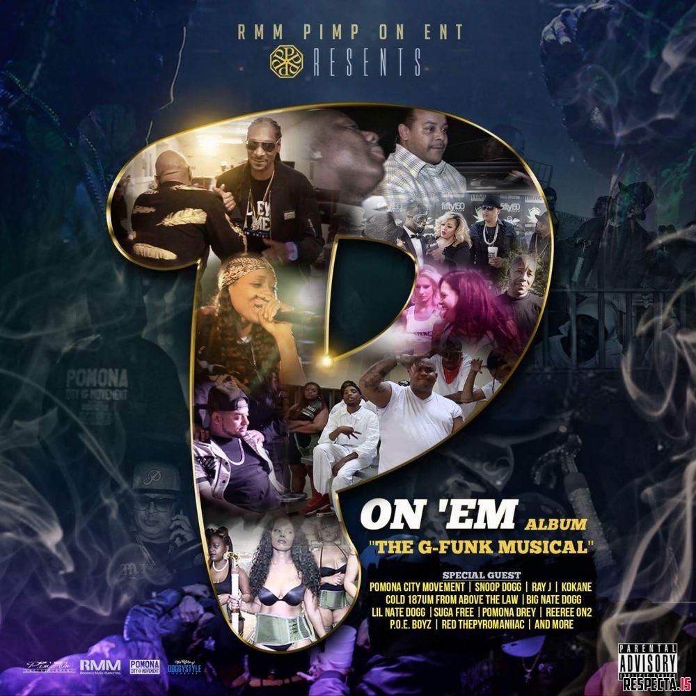 VA - P On Em' the G-Funk Musical » Respecta - The Ultimate ...