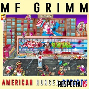 MF Grimm - American Hunger: Rebirth
