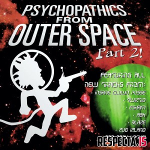 VA - Psychopathics from Outer Space Part 2