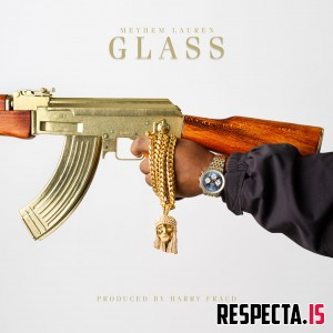 Meyhem Lauren & Harry Fraud - Glass EP