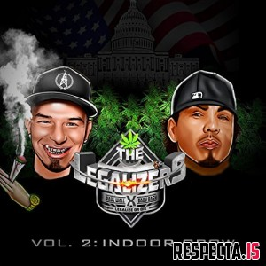 Baby Bash & Paul Wall - The Legalizers, Vol. 2: Indoor Grow