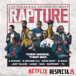 VA - Rapture (Music from the Netflix Original TV Series) - EP [320 kbps / iTunes]