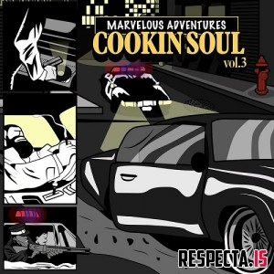 Cookin Soul - Marvelous Adventures Vol. 3