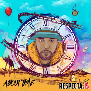 YONAS - About Time