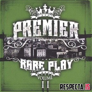 DJ Premier - Rare Play Vol. 2