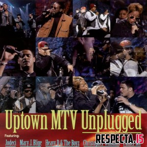 VA - Uptown MTV Unplugged