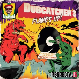 DJ Vadim - Dubcatcher Vol. 3 (Flames up!)