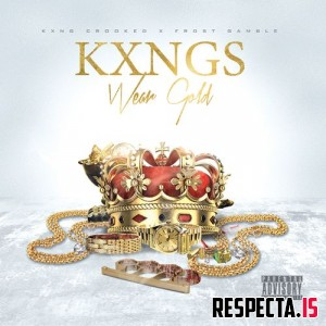 KXNG Crooked - KXNGS Wear Gold