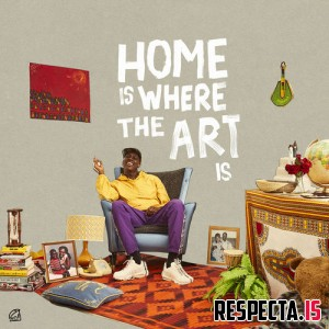 Barney Artist - Home Is Where the Art Is