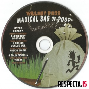 Insane Clown Posse - Willaby Rags Magical Bag of Poop