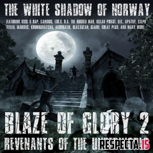 The White Shadow - Blaze Of Glory 2 - Revenants Of The Underworld