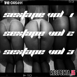 The-Dream - Menage a Trois: Sextape Vol. 1, 2, 3