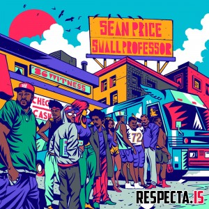 Sean Price & Small Professor - 86 Witness