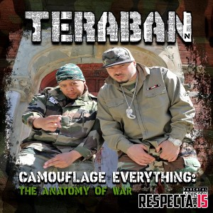 Teraban (Dom Pachino & Bugsy Da God) - Camouflage Everything: The Anatomy Of War