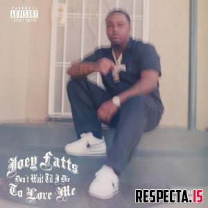 Joey Fatts - Don't Wait Till I Die To Love Me