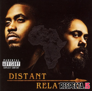Nas & Damian Marley - Distant Relatives (Japan Edition)
