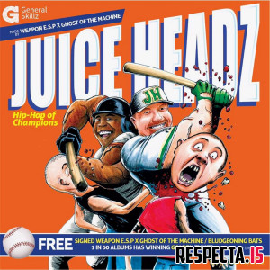Ghost Of The Machine & Weapon E.S.P - Juice Headz