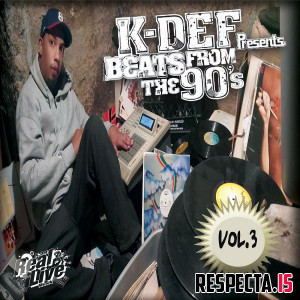 K-Def - Beats from the 90's Vol. 3