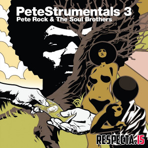 Pete Rock & The Soul Brothers - PeteStrumentals 3