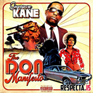 Singapore Kane - The Don Manifesto
