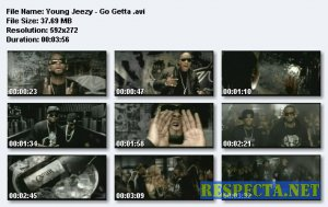 Young Jeezy ft R Kelly - Go Getta