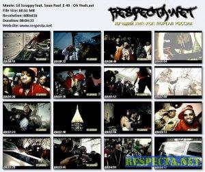 Lil Scrappy feat. Sean Paul & E-40 - Oh Yeah