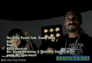 Tha Dogg Pound, Snoop Dogg - Vibe