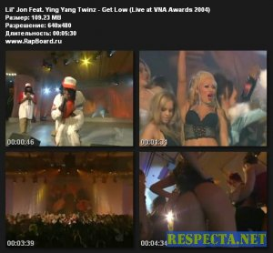 Lil' Jon Feat. Ying Yang Twinz - Get Low [Live at VNA Awards 2004]