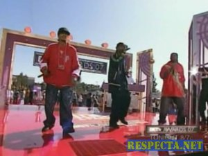 Bone Thugs-N-Harmony - I Tried (BET Awards 07)