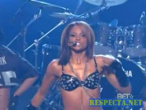 Ciara ft. Lil Jon-Like A Boy (BET Awards 07)