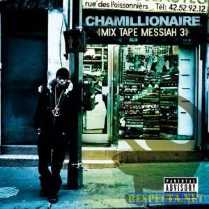 Chamillionaire - Mixtape Messiah 3 (CD & DVD)