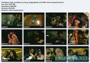 Kelly Rowland Feat. Snoop Dogg - Ghetto