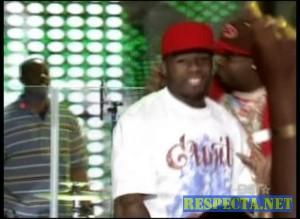 50 Cent ft. Tony Yayo - I Get Money (106 and Park 09-11-07)