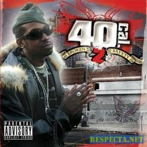 40 cal. - Broken Safety