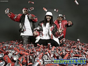 Lil Jon & Pastor Troy &  Trillville - Throw it up (Live)