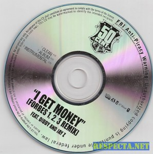 50 CENT FT. DIDDY & JAY-Z - I GET MONEY RMX