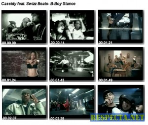 Cassidy feat. Swizz Beats - B-Boy Stance
