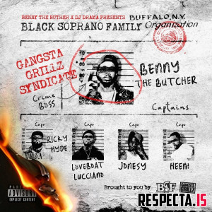VA - Benny the Butcher & DJ Drama Presents: Black Soprano Family