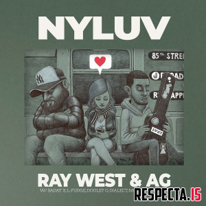 Ray West & A.G. - NYLUV