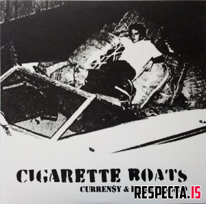 Curren$y & Harry Fraud - Cigarette Boats (Reissue)